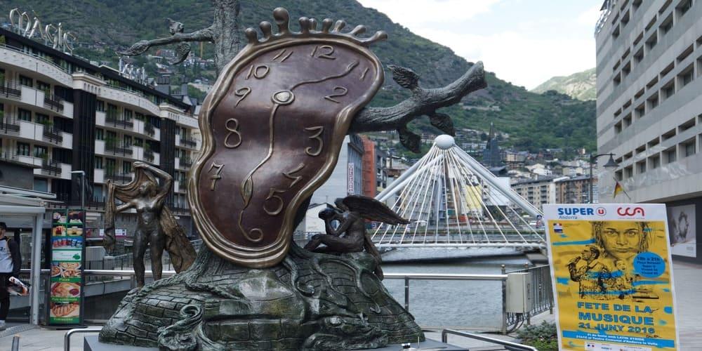 Una excursión cerca de Barcelona es el viaje a Andorra