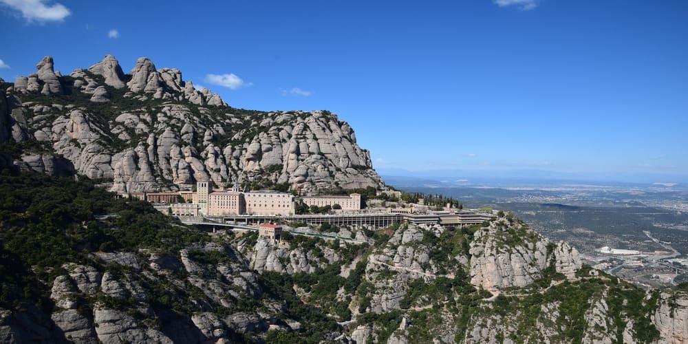 Uno de los lugares más hermosos de Barcelona, Montserrat