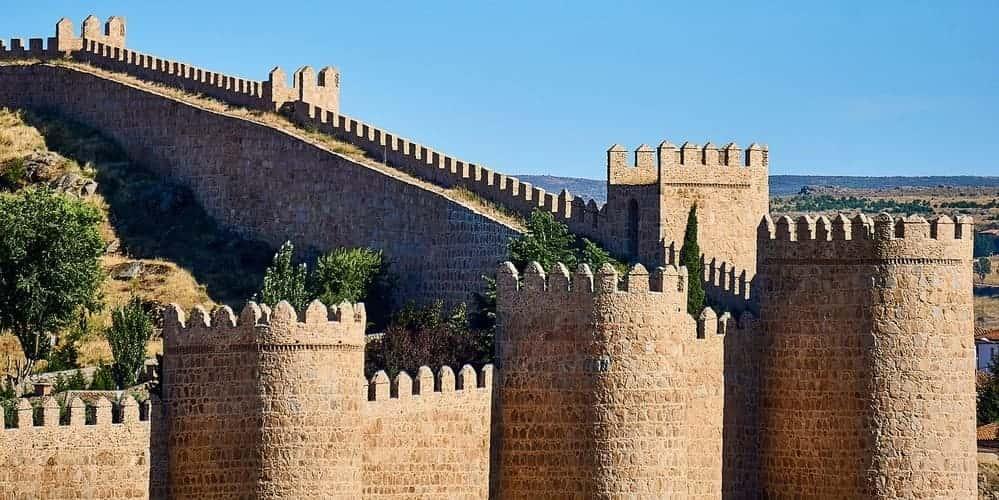 Ávila, una ciudad con mucho encanto cerca de Madrid