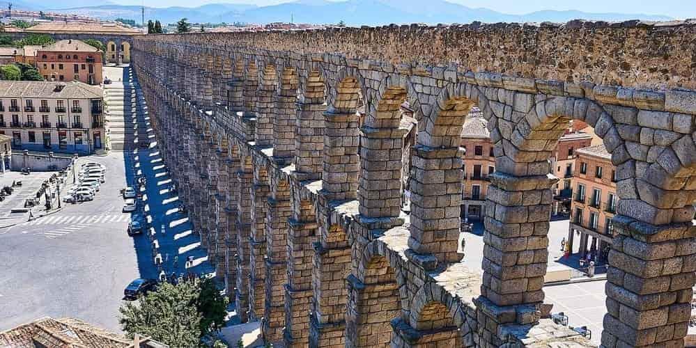 El Acueducto de Segovia, una visita obligada si estas en Madrid