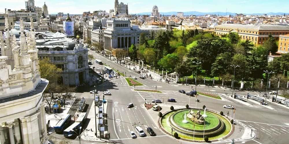 Palacio Cibeles, uno de los miradores más bonitos de Madrid