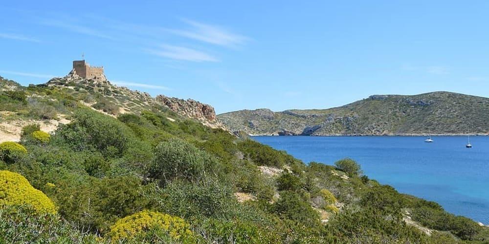 Parque Nacional de Cabrera, unas preciosas vistas de Mallorca