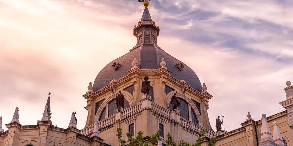 Catedral de la Almudena, un monumento impresionante