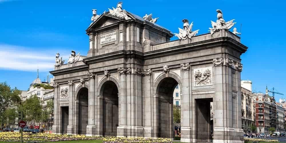 La Puerta de Alcalá, un precioso monumento con mucha historia
