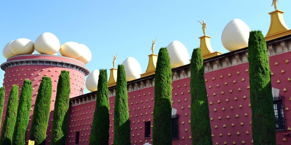 El Museo Dalí es uno de los más famosos de España