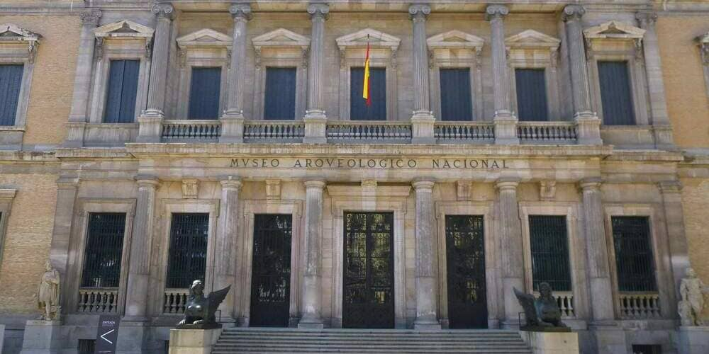 Museo Arqueológico Nacional de Madrid, una colección histórica increíble