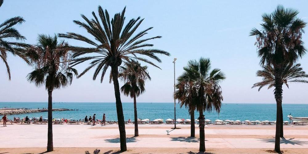 Las Playas de Barcelona, sin duda uno de los mejores lugares donde relajarse en la Ciudad Condal