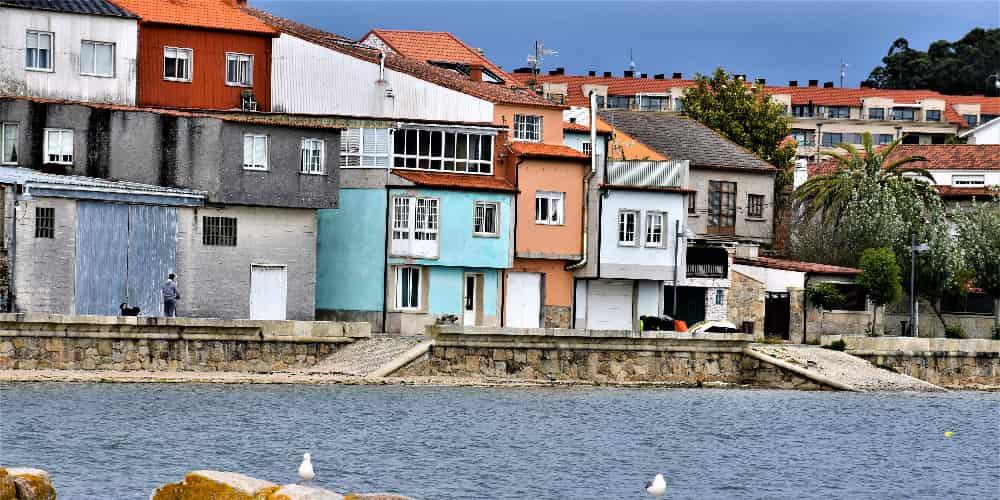 Cambados es uno de los pueblos más bonitos que ver en Galicia