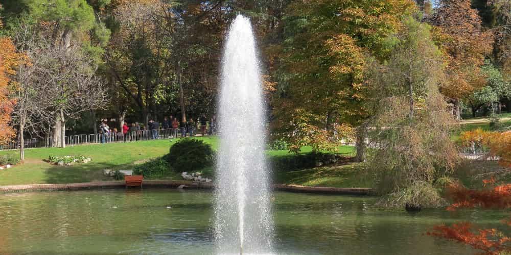 El Retiro es el parque más bonito que ver en Madrid en 1 día