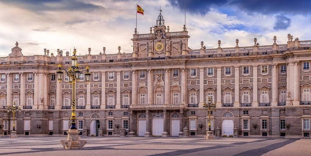 El Palacio Real, una visita imprescindible que ver en Madrid en dos días