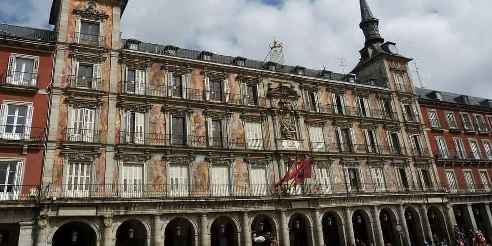 Plaza Mayor de Madrid, sin duda uno de los lugares más famosos que ver en Madrid en dos días