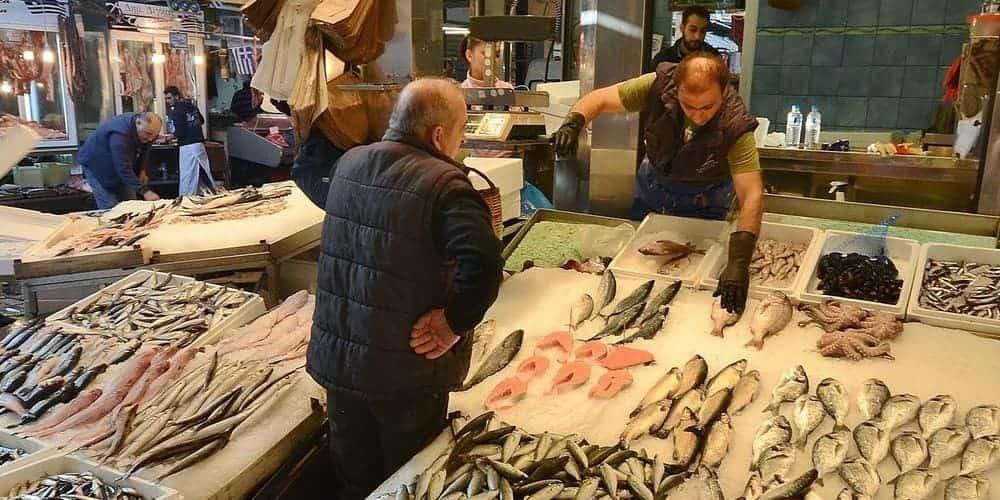 La Lonja de Vigo, líder europeo en descargas de pescado fresco