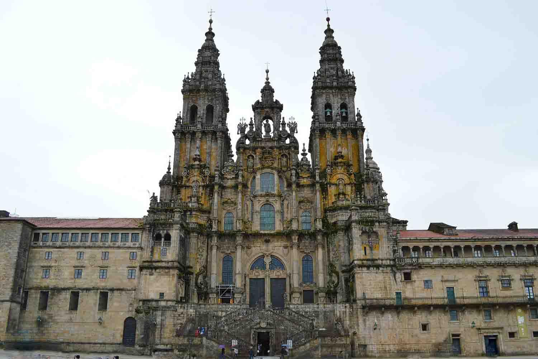 Visita a la Catedral de Santiago de Compostela – Horario y Entradas