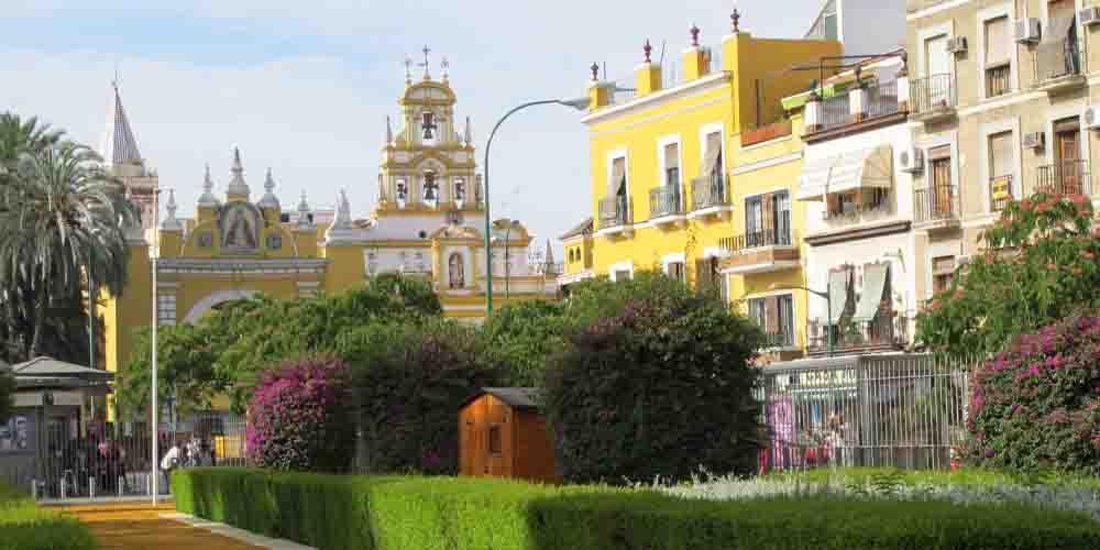 Cosas que ver en el barrio Triana de Sevilla: La Capilla de los Marineros.