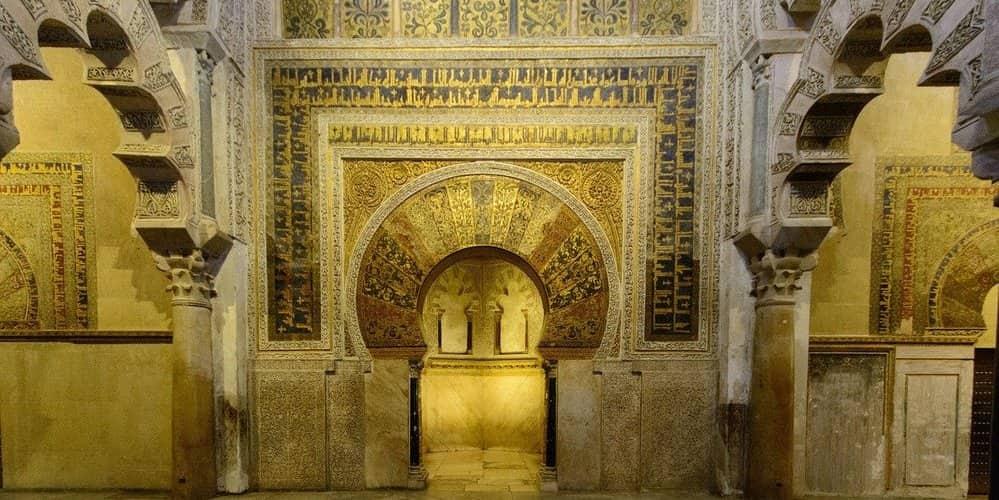 La mezquita-catedral, uno de los monumentos de Córdoba más importantes