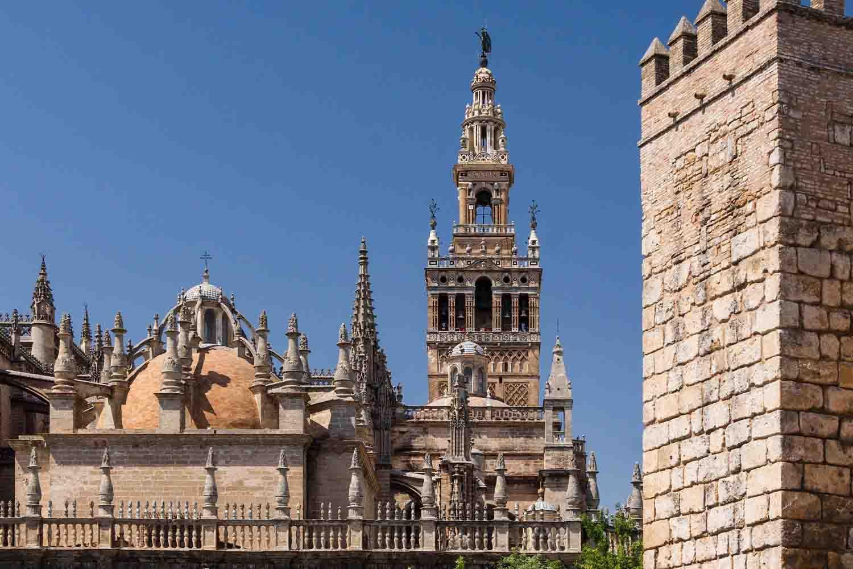 Los monumentos de Sevilla más importantes