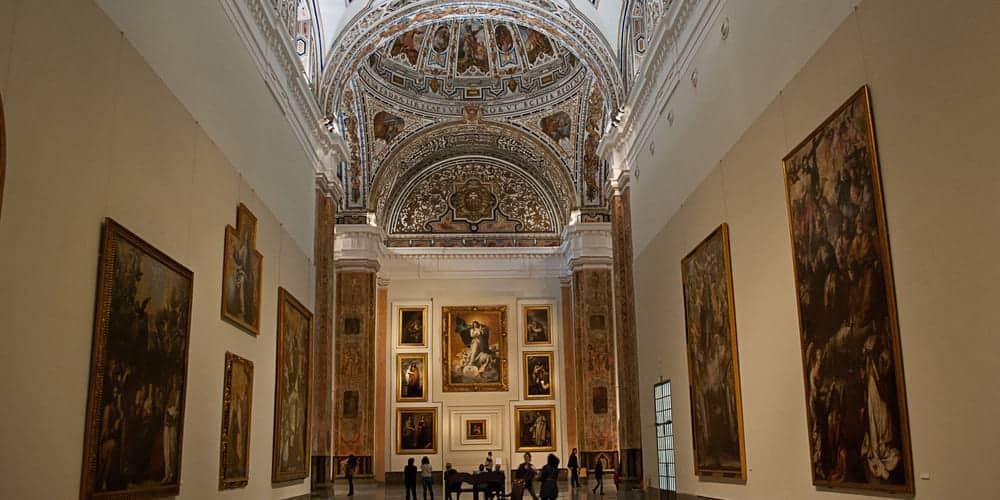 Museo Bellas Artes de Sevilla, uno de los más bonitos que ver en esta ciudad