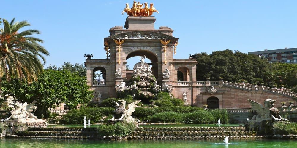 Los Parques de Barcelona más bonitos y famosos