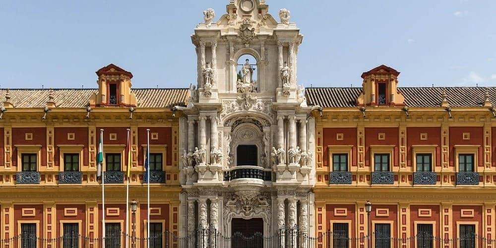 Palacio de San Telmo, conoce toda la historia de Sevilla