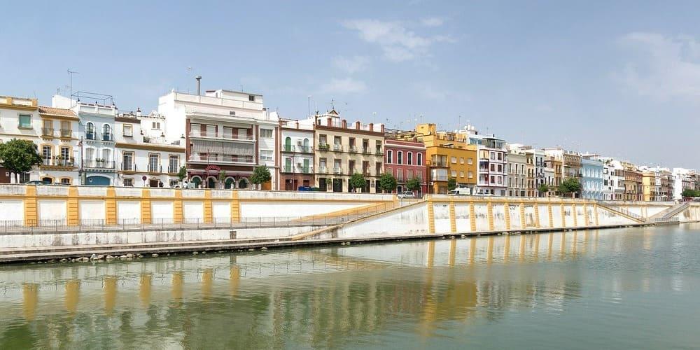 Barrio de Triana, una de las mejores zonas que ver en Sevilla en 3 días