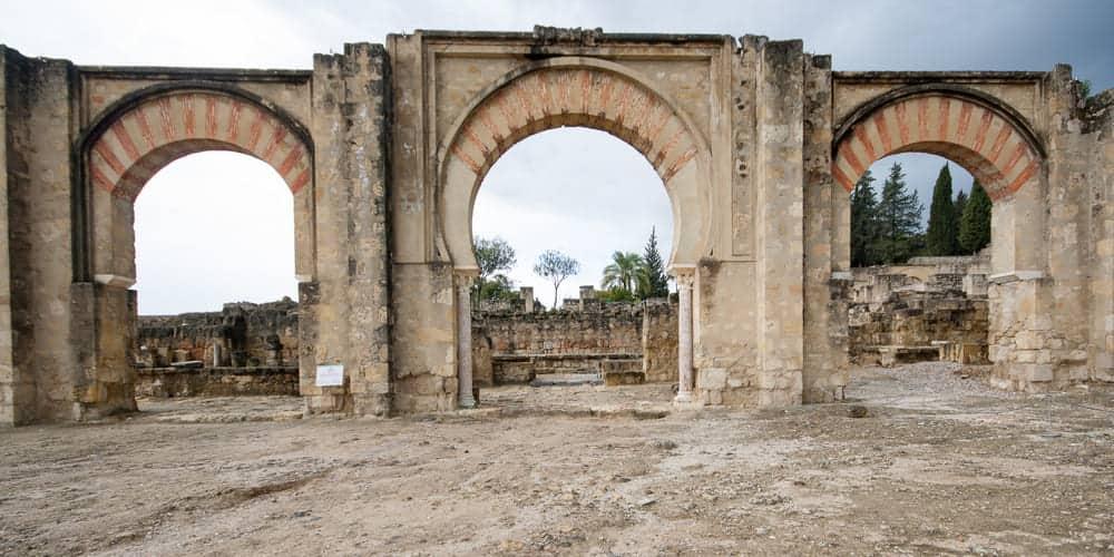 Medina Azahara, recorre los restos con más historia de Córdoba