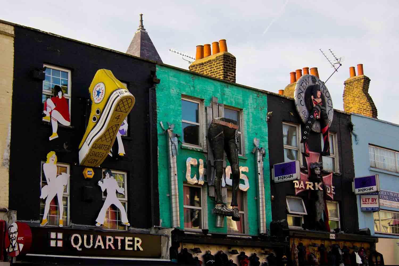 Camden Market – El Mercado de Camden Town en Londres