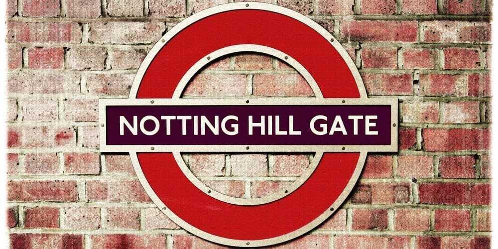 Estación de metro Notting Hill Gate