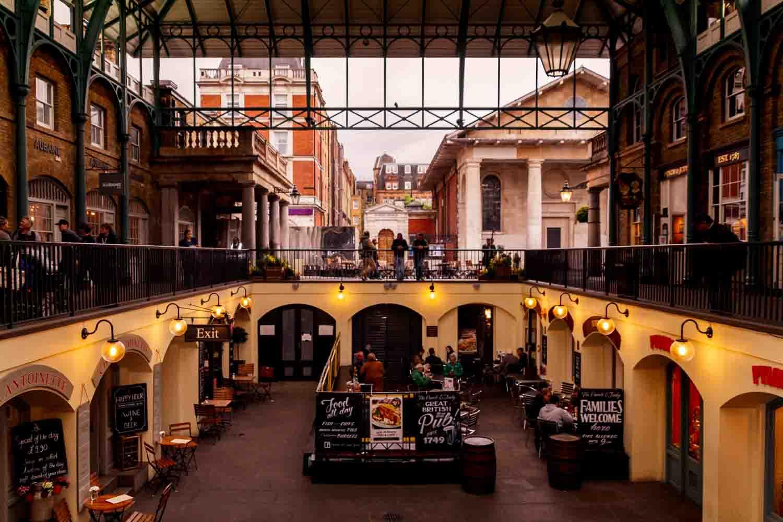 Dónde comer barato en Londres – Los mejores restaurantes y pubs