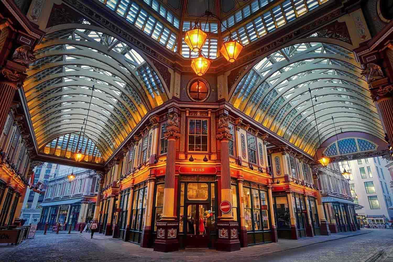Los 11 mercados de Londres más populares