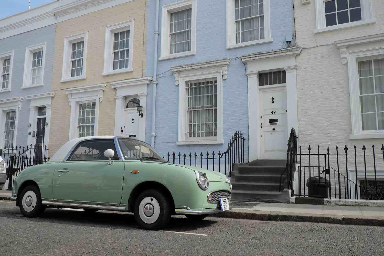 Qué ver y hacer en Notting Hill, un barrio de película
