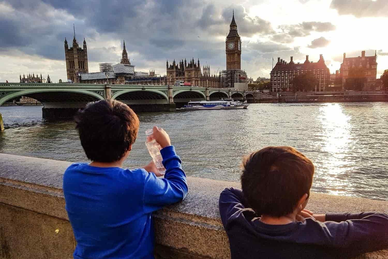 ¿Qué ver en Londres con niños? Actividades para los más pequeños
