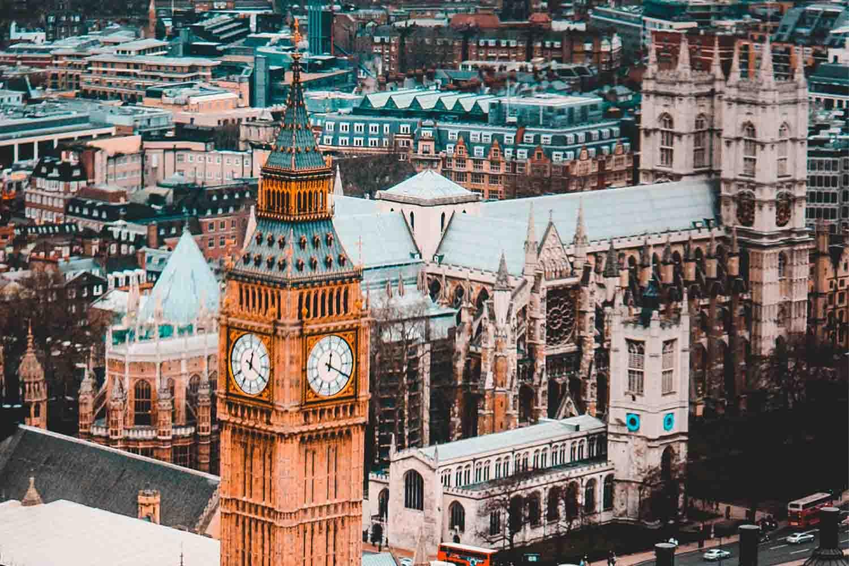 Los monumentos de Londres más famosos