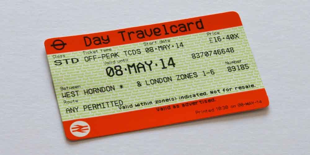 Las tarifas Travelcard se pueden añadir a tu Oyster Card de forma digital.