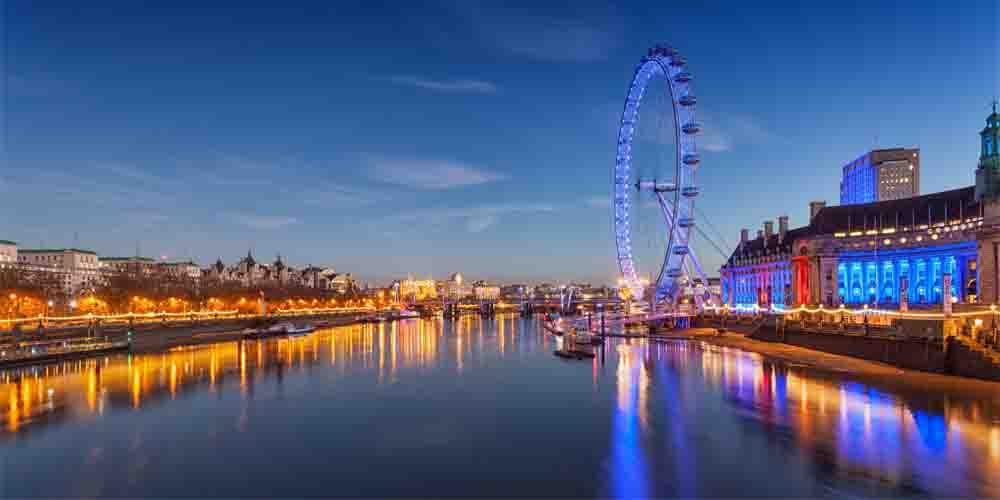 Subir al London Eye es una actividad muy recomendable para hacer en Londres en tres días.