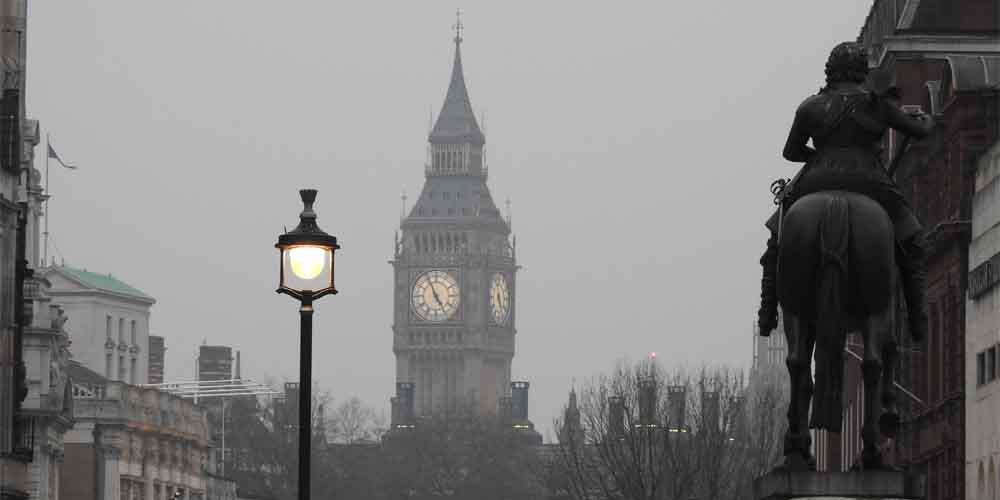 Trafalgar Square y el Big Ben, dos de las principales cosas que ver en Londres en 3 días.