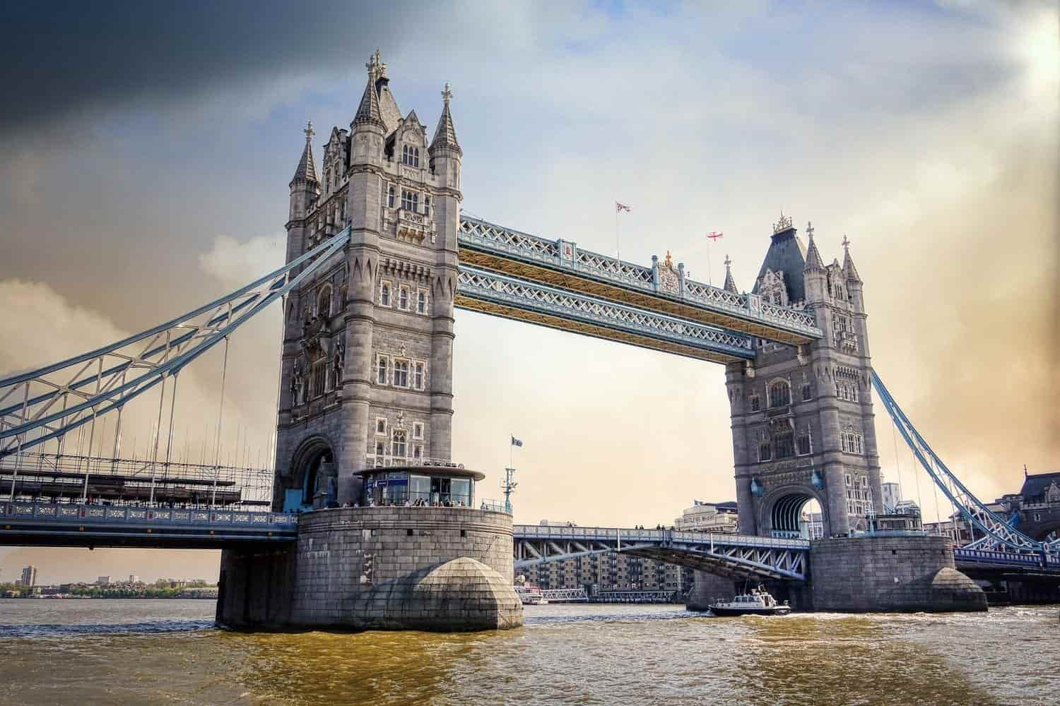 Puente de la Torre de Londres – Cómo subir al Tower Bridge