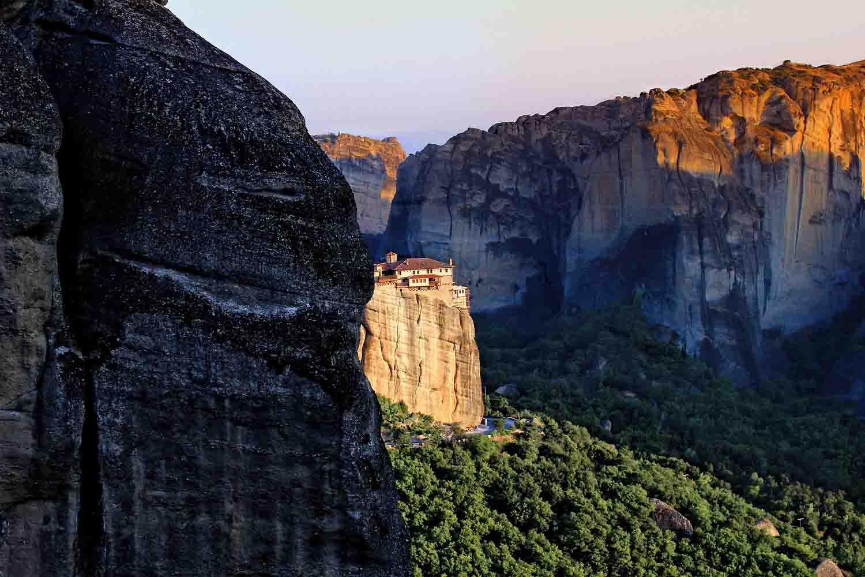 Qué ver en Meteora – Monasterios, miradores y mucho más