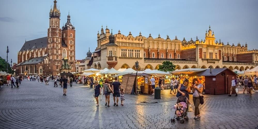 Imprescindibles que ver en Cracovia en tres días