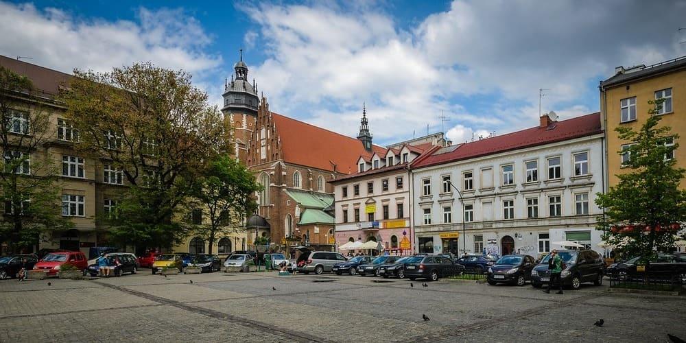 Sinagogas y lugares interesantes que ver en el Barrio Judío de Cracovia