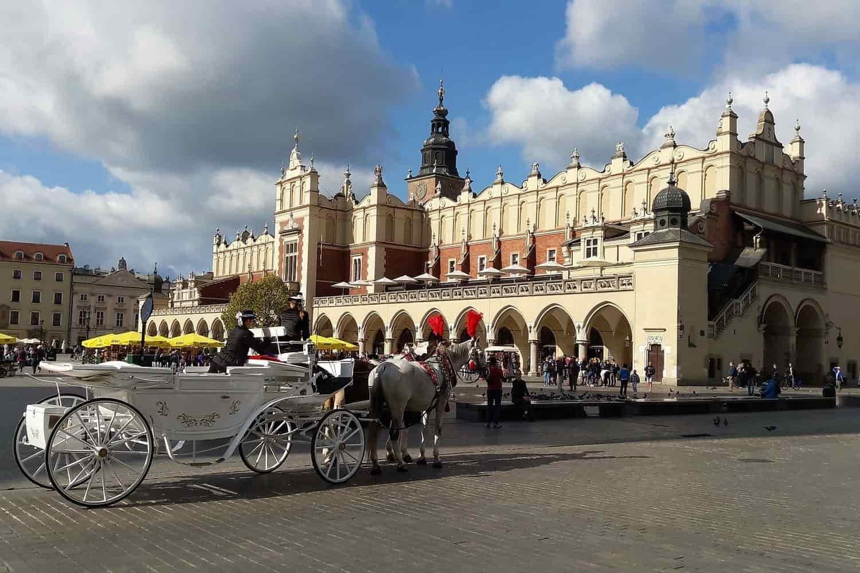 Qué ver en Cracovia y alrededores en 4 días