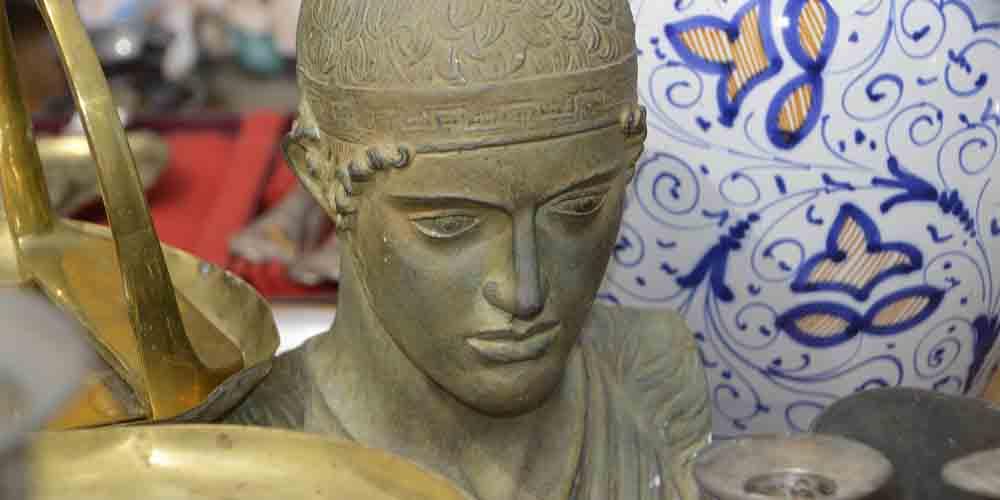 Escultura que ver en el Museo de Delfos.