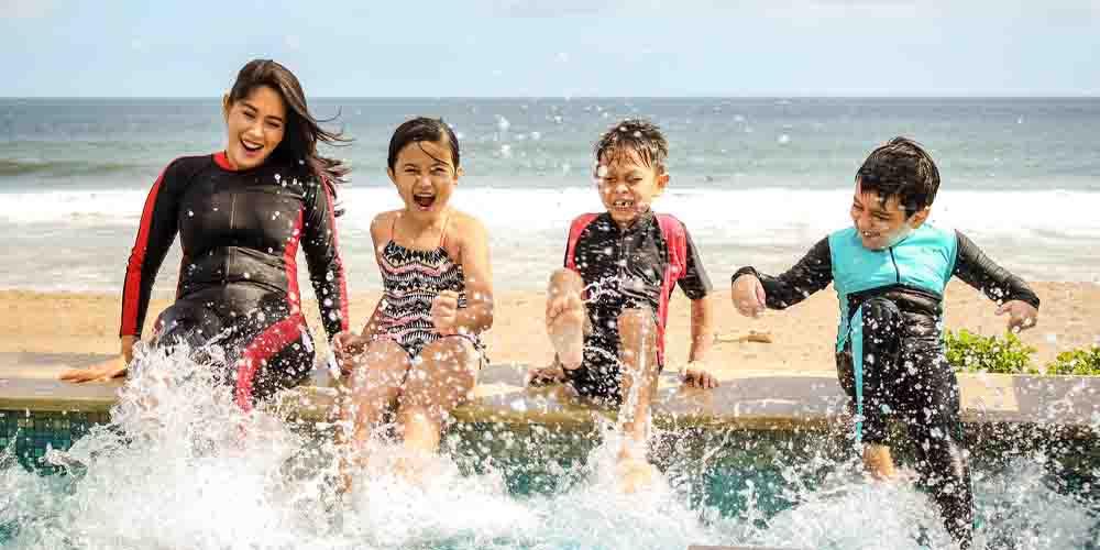 Deportes acuáticos y otras actividades que hacer en Tenerife con niños.