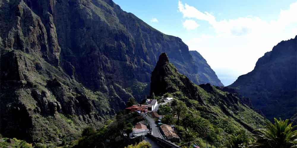 Un pueblo en la Punta de Teno para hacer un recorrido por Masca desde Tenerife en 7 días.