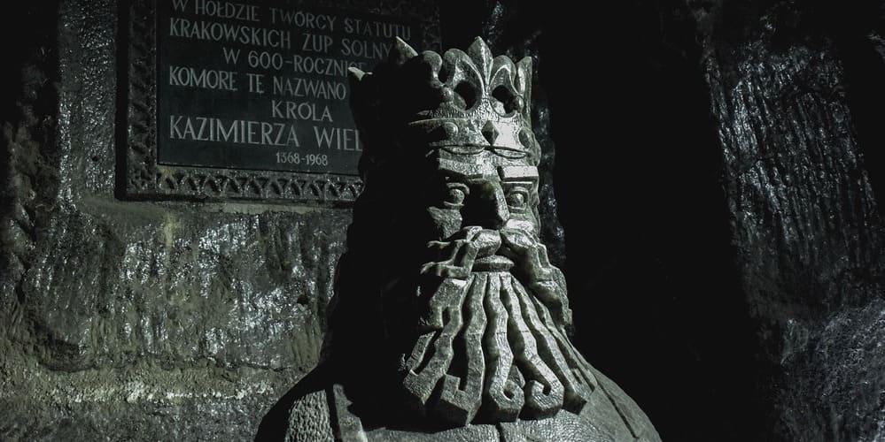 Cómo visitar las Minas de Sal de Wieliczka en Polonia