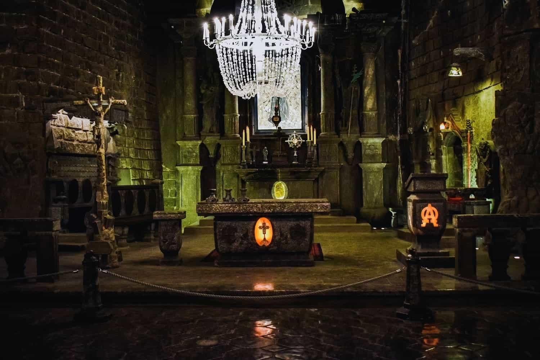 Visita a las Minas de Sal de Cracovia: Entradas, precios, horarios