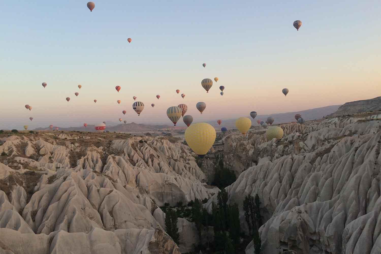 Qué hacer en Capadocia en 2 días – Itinerario de una escapada