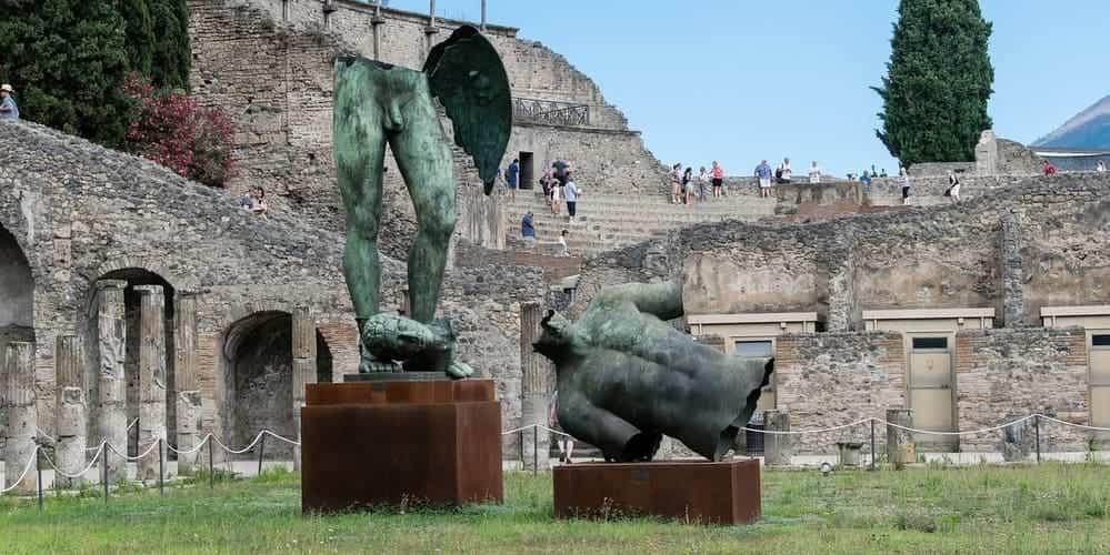 Descubre cómo ir a Pompeya desde Roma por libre o con un tour