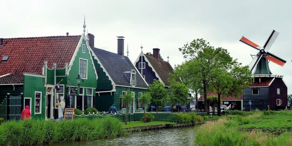 Mejores formas de ir a Zaanse Schans desde Amsterdam