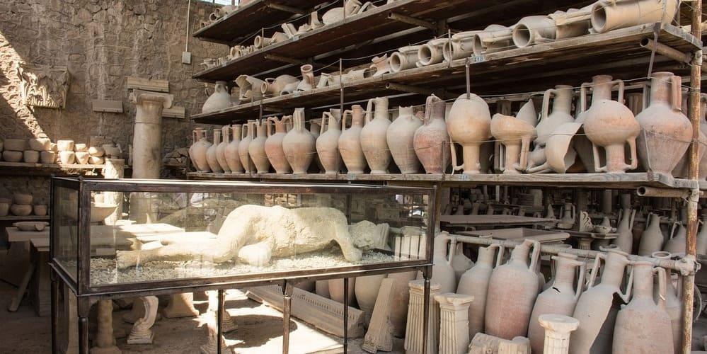 Cuánto dura la visita a las ruinas de Pompeya y qué ver