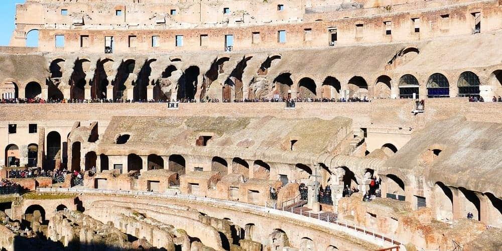 Información útil para entrar al Coliseo romano sin hacer colas